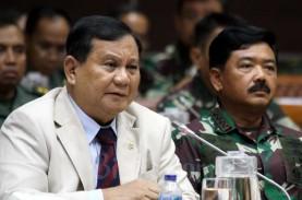 Prabowo Alihkan Anggaran Kemhan untuk Beli Ventilator…