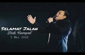 Momen Prabowo Menyanyikan Lagu Didi Kempot 'Sewu Kutho'