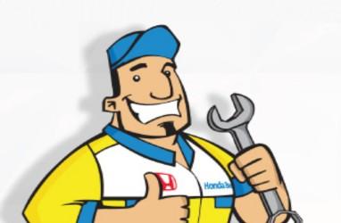 Selama PSBB, Honda Home Service Meningkat Signifikan