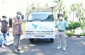 PT Vale Salurkan 30.000 Rapid Test untuk Sulsel