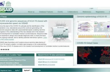 Indonesia Berhasil Mengurai 3 Genom Asal Penularan Virus Corona