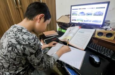 Aplikasi Belajar Online Kian Diminati