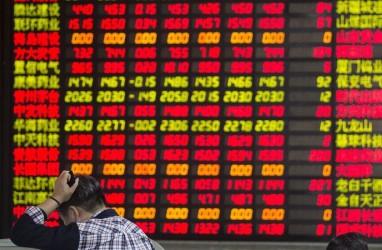 Perdagangan Perdana Pascalibur Panjang, Bursa China Melemah