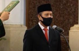 Jokowi Resmi Melantik Boy Rafli Amar Sebagai Kepala BNPT