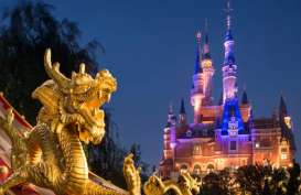 Virus Corona Bikin Disney Tekor US$1,4 Miliar pada Kuartal I/2020