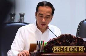 Konsumsi Turun, Jokowi Minta Penyaluran Bansos Dipercepat