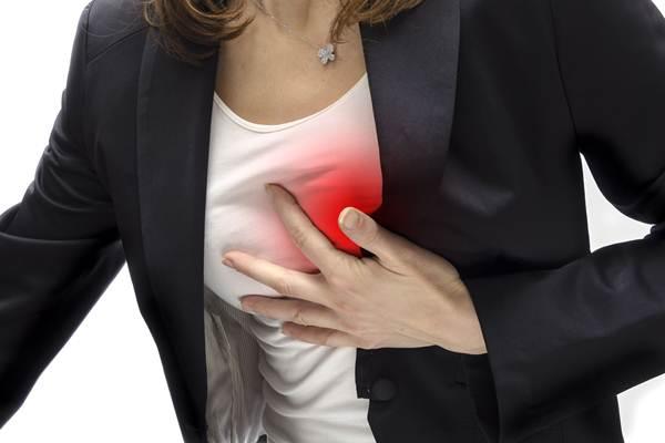Sakit jantung pada perempuan -