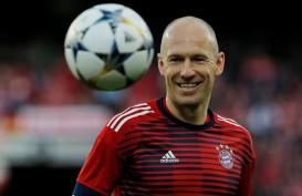 Arjen Robben Berpotensi Urung Pensiun, Bakal Main di Brasil?