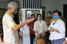 Jawa Tengah Klaim Stok Masker Tenaga Medis Aman