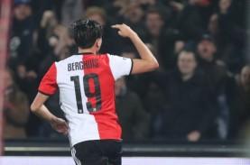 Dick Advocaat Ingin Steven Berghuis Bertahan di Feyenoord
