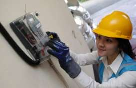 Masa PSBB, Konsumsi listrik di Jakarta Menurun 20 Persen