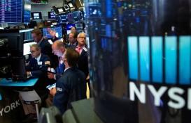 Data Ekonomi Lesu, Mayoritas Bursa Wall Street Berbalik Melemah