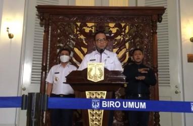Disunat, APBD DKI Jakarta Tinggal Separuh