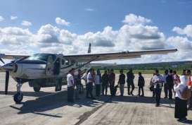 NTT Carter Pesawat Dimonim Air untuk Jemput Sampel Swab Corona