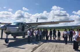 NTT Carter Pesawat Dimonim Air untuk Jemput Sampel…