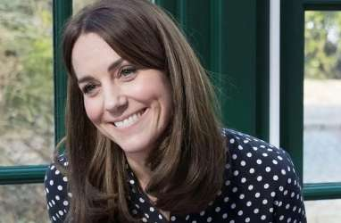 Kate Middleton Luncurkan Proyek Foto Karantina Wilayah Pandemi Covid-19 di Inggris