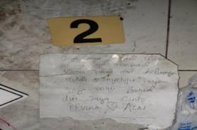 Surat Cinta Seorang Pembunuh, Polisi Ditantang Ungkap…