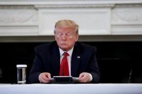 Trump Veto RUU Pembatasan Perang, Serangan ke Iran…