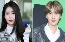 Lagu Baru Kolaborasi IU dan Suga BTS Rajai ITunes