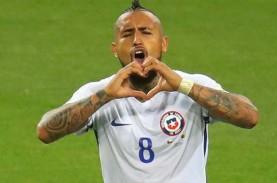 Barcelona Belum Terima Tawaran untuk Arturo Vidal