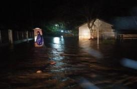 SUARA PEMBACA : Banjir Masih Mengancam