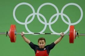 Lifter Eko Yuli Bersyukur Olimpiade Ditunda, Ini Alasannya