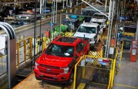Ford Buka Kembali Pabrik Amerika 18 Mei, Sedot 12.000 Karyawan