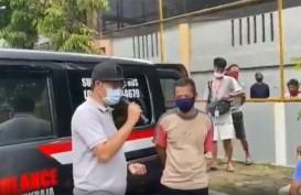 Mobil Travel Pemudik dari Surabaya Lolos ke Banyumas tanpa Cegatan Petugas
