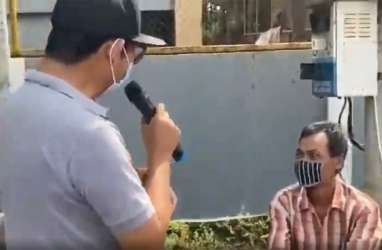 Dicegat di Tol, Pemudik dari Jakarta ini Lolos ke Banyumas Lewat Jalur Biasa