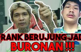 Ferdian Paleka Ditangkap Tol Balaraja Km 19, pelarian Youtuber Prank pun Berakhir