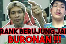 Ferdian Paleka Ditangkap Tol Balaraja Km 19, pelarian…