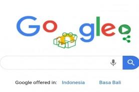 Game Pac-Man Jadi Google Doodle Hari Ini