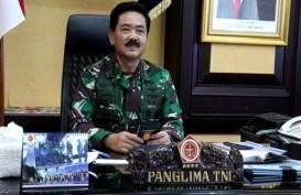 Panglima TNI Lantik 2 Jenderal Bintang Tiga, 23 Jenderal Bintang Dua dan Satu. Ini Daftarnya