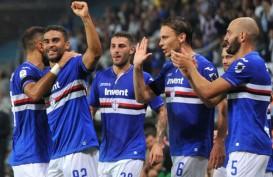 5 Terpopuler Bola, Sampdoria Umumkan 4 Kasus Baru Covid-19 dan Pertandingan Bakal Digelar Tanpa Penonton hingga Vaksin Ditemukan