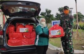 Rayakan Ultah, Monex Investindo Bagikan 20.000 Paket Bantuan