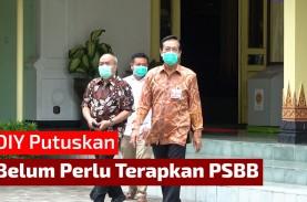 Sultan: PSBB belum Tentu Solusi Terbaik untuk Atasi…