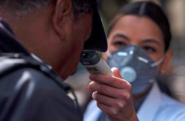 Negara Lain Mereda, di Meksiko Virus Corona Makin Menjadi