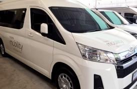Toyota Mobility Sediakan Angkutan Tenaga Medis Filipina