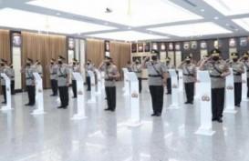 Kapolda Banten Agung Sabar Santoso Digantikan Fiandar