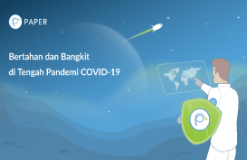 Kiat Pelaku Usaha Tetap Bertahan dan Bangkit Saat Pandemi Covid-19