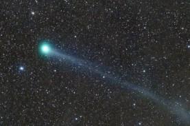 Saksikan Keindahan Komet Swan 12 Mei 2020 Mendatang