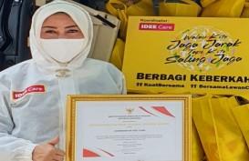 Peraih Women Enterprenur Asia Pacific 2013 Salurkan 1,5 Ton Beras & Sembako