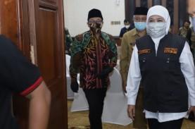 Gubernur Jatim Khofifah Setujui Pemberlakuan PSBB…