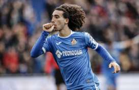 Transfer Marc Cucurella, Bos Napoli Tak Kenal Presiden Getafe