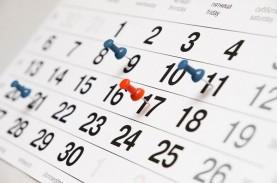 Masih Ada Sisa 13 Hari Tanggal Merah 2020