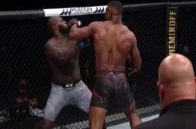 Update UFC 249: Ngannou Layangkan Pukulan Mematikan