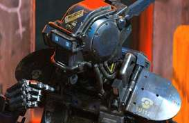 Film Chappie: Robot Kepolisian Dicuri Penjahat, Tayang Hari Ini Pukul 19.30 WIB