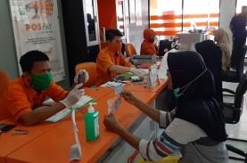 PT Pos Distribusikan Bantuan Sosial Tunai Serentak…