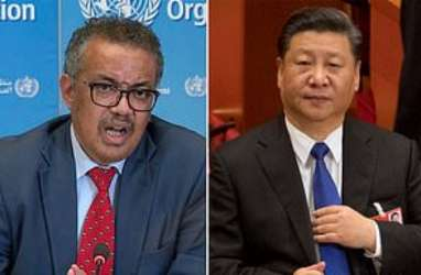 Xi Jinping Dikabarkan Minta WHO Rahasiakan Informasi Covid-19