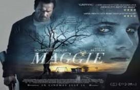 Film Maggie: Arnold Schwarzenegger Berjuang Sembuhkan Putrinya dari Virus, Tayang Malam Ini